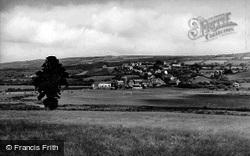 General View, Station End c.1955, Pontyates