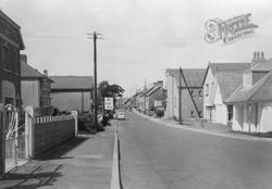 Coalbrook Road c.1960, Pontyberem