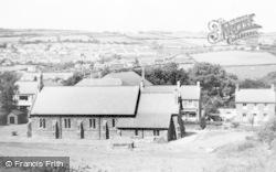 St John's Church c.1960, Pontyberem