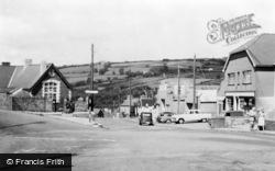 The Square c.1960, Pontyberem