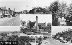 Pontyclun, Composite c.1965