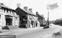 Pontyclun, Cowbridge Road c.1955