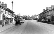 Pontyclun, Cowbridge Road c1955
