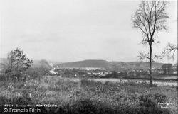 Pontyclun, General View c.1955