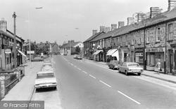Pontyclun, High Street 1969