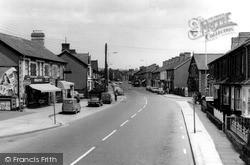 Pontyclun, High Street c.1965