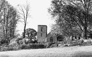 Pontyclun, Talygarn Church c1955