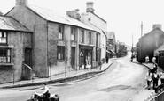 Pontycymer, Oxford Street c1952