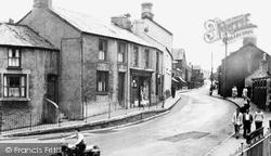 Pontycymer, Oxford Street c.1952