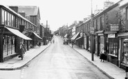 Pontycymer, Oxford Street c1955