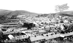 Pontycymer, The Square c.1955
