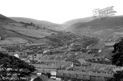 Pontycymer, The Village c.1955