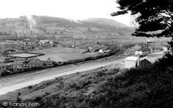 Pontymister, General View c.1955