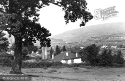 Pontymister, View From Ochwyth c.1955