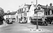 Pontypool, Clarence Square c1955