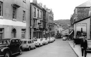 Pontypool, Crane Street c1965