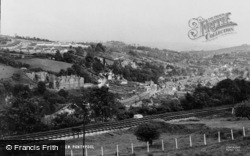 Pontypool, General View c.1960