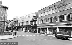 Pontypool, Hanbury Road c.1960
