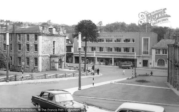 Photo of Pontypool, Municipal Buildings c.1965