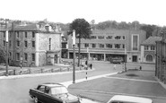Pontypool, Municipal Buildings c1965