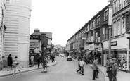 Pontypool, Osborne Road c1965