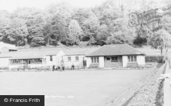 Pontypool, Park, The Bowling Green c.1960