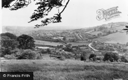 Pontypool, Park, View From The Grotto C195