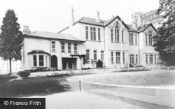 Pontypool, The Girls County School c.1960