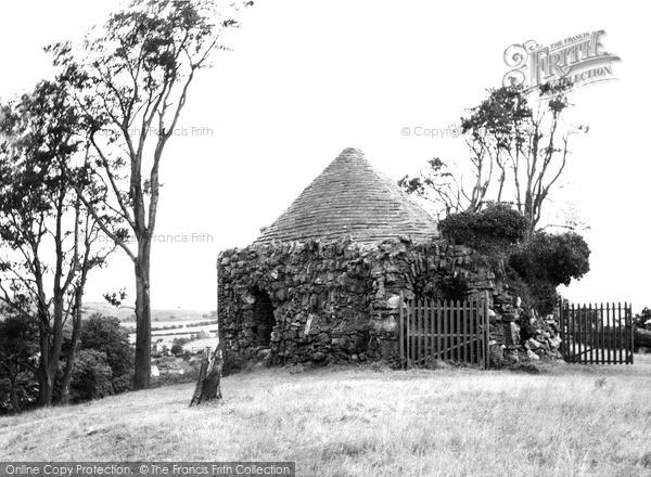 Photo of Pontypool, The Grotto c.1955