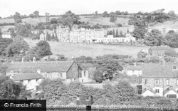 Pontypool, The Hospital c.1955