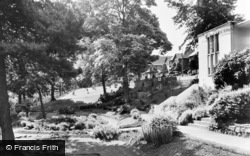 Pontypool, The Park c.1960