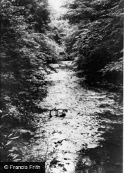 Pontypool, The River c.1965