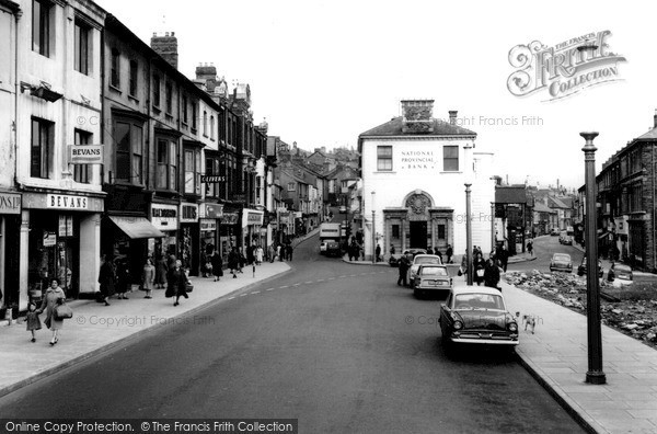Photo of Pontypool, The Square c.1960