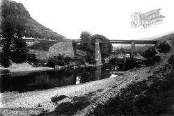 Pontypridd, Berw Bridge 1899
