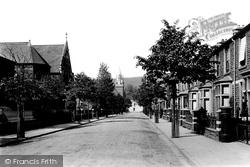 Pontypridd, Gelliwastad 1899