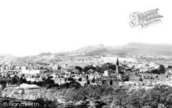 Pontypridd, General View c.1960