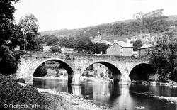 Pontypridd, Glyntaf Bridge 1899