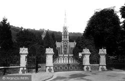 Pontypridd, Glyntaff Crematorium 1899