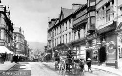 Pontypridd, Market Street  1899