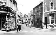Pontypridd, Mill Street c1955