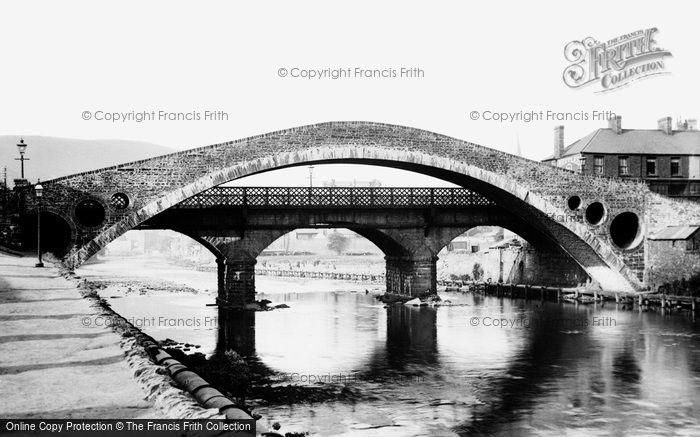 Pontypridd, Old Bridge 1899