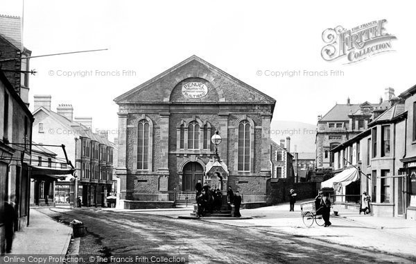 Pontypridd, Penuel Chapel 1899