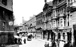 Pontypridd, Taff Street 1899