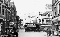 Pontypridd, Taff Street 1952