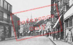 Pontypridd, Taff Street c.1955