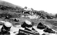 Pontypridd, the Druid Stones 1899
