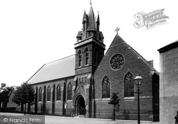 Pontypridd, Wesleyan Chapel 1899
