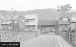 Pontywaun, The Arch, Garden Suburbs c.1957