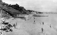 Poole, Flaghead Chine, Canford Cliffs c.1965