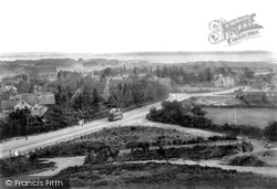 Poole, From Constitutional Hill 1908